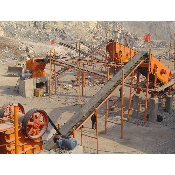 Complete Set of Sand Making Machine