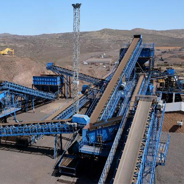 Mineral Beneficiation Dressing Production Line