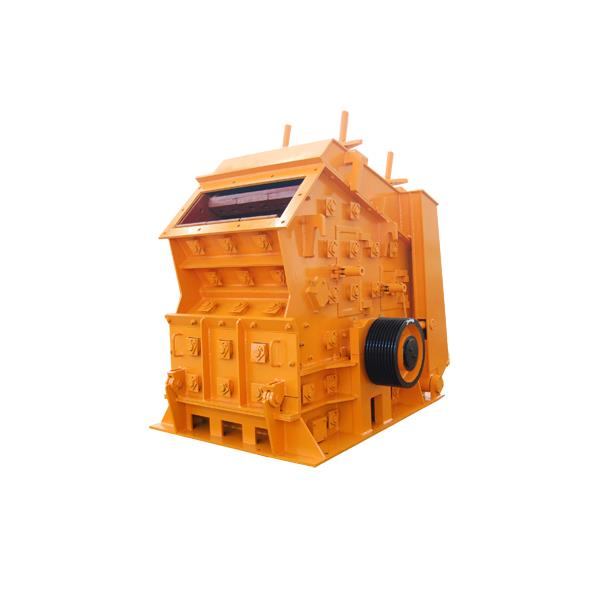 High Capacity Impact Crusher
