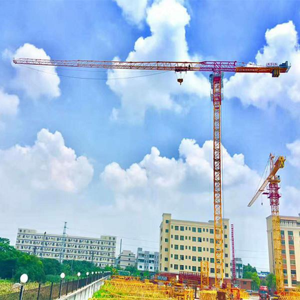 Topless Tower Crane 75M 2.4-16T
